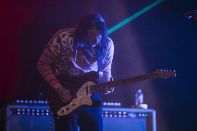 alex katunich in Shaun White's AIR + STYLE Los Angeles Festival