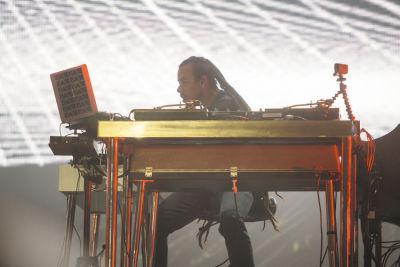chris kilmore in Shaun White's AIR + STYLE Los Angeles Festival