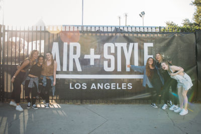 Shaun White's AIR + STYLE Los Angeles Festival