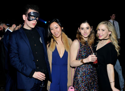 perry silverman in The Purim Ball After Party