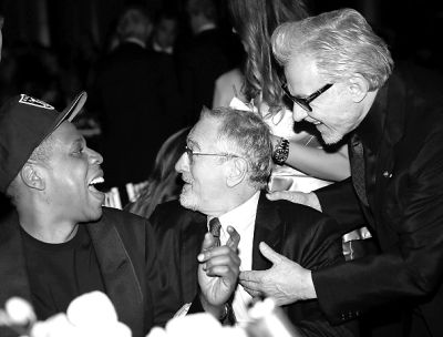 Jay Z, Robert De Niro, Harvey Keitel