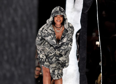 Rihanna Finally Debuts Her Fenty x Puma Collection At NYFW
