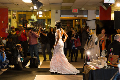 Crystal Couture Opening Party and Runway Show