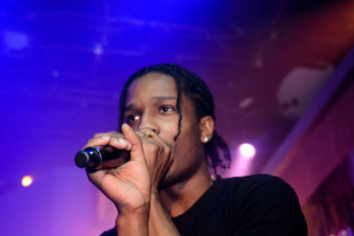 Guess Originals x A$AP Rocky