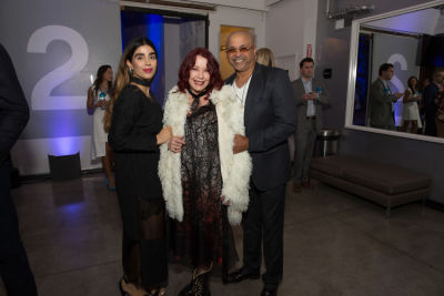 saba salehi in Friends N' Family 19 Grammy Party at Quixote Studios