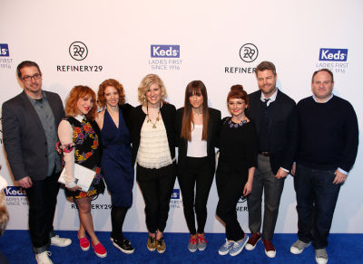 Keds+R29 Celebrate 100 Years