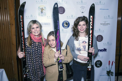 caroline adams in NYJL 5th Annual Apres Ski Soiree