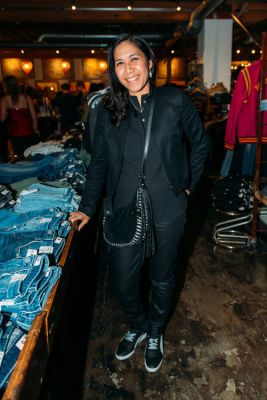 loreli marasigan in PRPS Spring Collection Launch Event At American Rag Cie