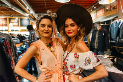 madmavenstyle in PRPS Spring Collection Launch Event At American Rag Cie