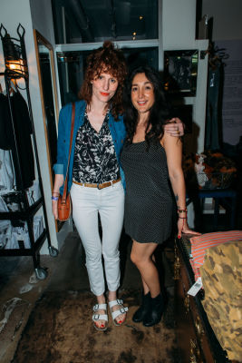 melissa flores in PRPS Spring Collection Launch Event At American Rag Cie