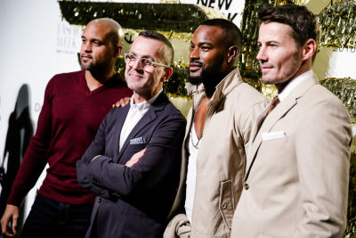 The CFDA & Dockers Host The NYFW:M Opening Party