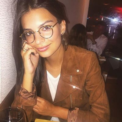 emily ratajkowski in Geeking Out at NYC's Nerdiest Spots