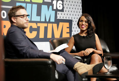 Ariel Foxman, Kerry Washington