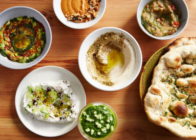 James Truman Takes Us Inside Nix, NYC's Hottest New Vegetarian Restaurant