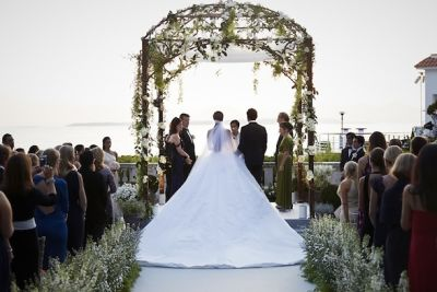 teddy wasserman in Our Favorite Weddings from the Past Decade