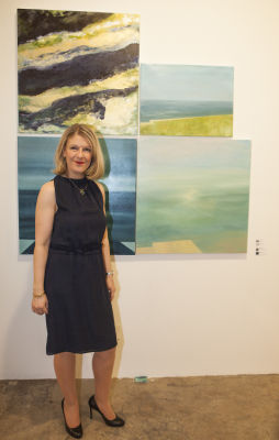 anne vandycke in Clio Art Fair New York