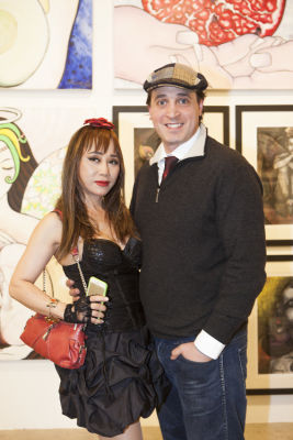 sunhe hong-alessandro-berni in Clio Art Fair New York