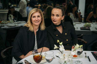 pam levine in DECORTÉ Celebrates Beverly Hills Launch At Mr Chow