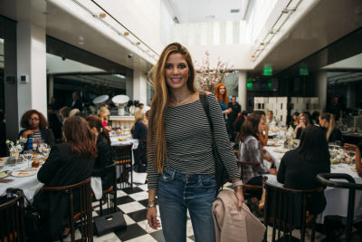 rachel anise in DECORTÉ Celebrates Beverly Hills Launch At Mr Chow
