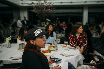 romy schorr in DECORTÉ Luncheon at MR CHOW Beverly Hills