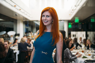 caroline mcbride in DECORTÉ Celebrates Beverly Hills Launch At Mr Chow