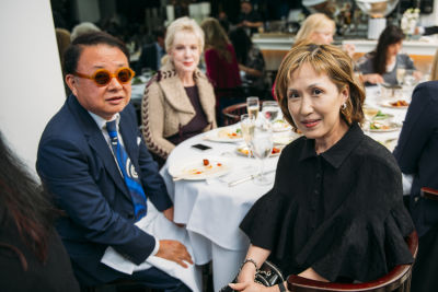 emi hayashi in DECORTÉ Luncheon at MR CHOW Beverly Hills
