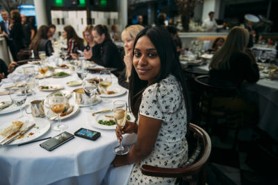 jennifer biswas-hoffner in DECORTÉ Luncheon at MR CHOW Beverly Hills