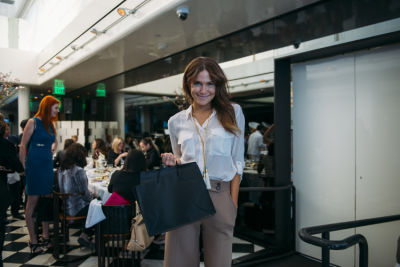 brynn whitfield in DECORTÉ Luncheon at MR CHOW Beverly Hills