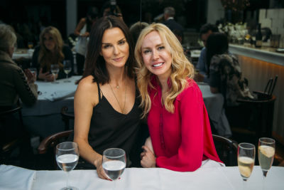 katja eiblmayr in DECORTÉ Celebrates Beverly Hills Launch At Mr Chow