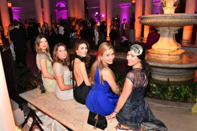 avishan bodjnoud in The Frick Collection Young Fellows Ball 2016 Presents PALLADIUM NIGHTS