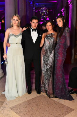 kevin michael-barba in The Frick Collection Young Fellows Ball 2016 Presents PALLADIUM NIGHTS