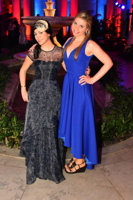 avishan bodjnoud in Best Dressed Guests: The Most Glam Gowns At The Frick Collection's Young Fellows Ball 2016