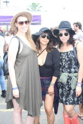 Jessica Bates, Daisy Hernandez, Mayda Artista