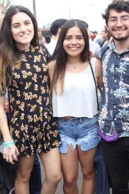 Victoria Guerra, Elisa Benavides, Joseph Flores