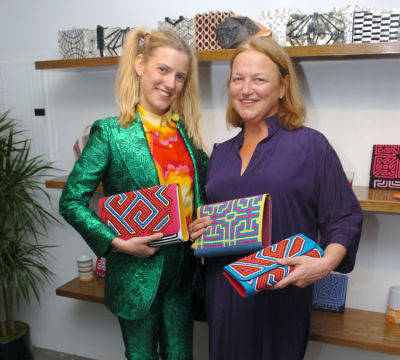 Spring Story 'Marrakech Meets California' Hosted by Rumi Neely & Isabella Huffington