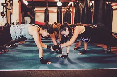 Don't Sweat It: Free Workouts in DC!