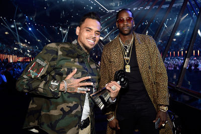 Chris Brown, 2Chainz