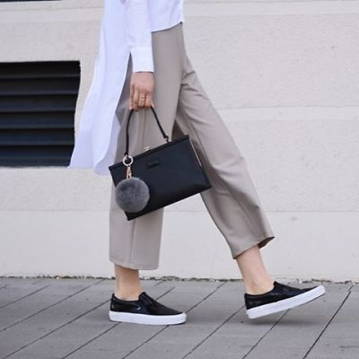 A Culottes Guide To Spring Dressing