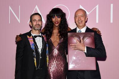 Marc Jacobs, Naomi Campbell, Benedikt Taschen