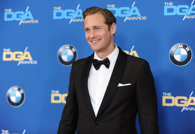 Alexander Skarsgard Forgot To Wear Pants At The 2016 MTV Movie Awards