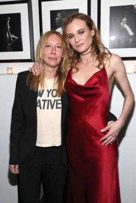 Fabienne Berthaud, Diane Kruger