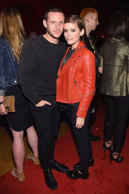 Jamie Bell, Kate Mara