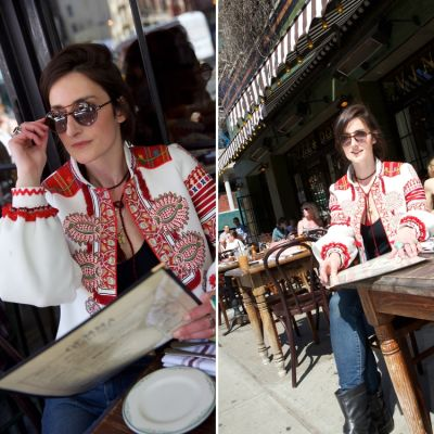 alix verley-pietrafesa in Where To See & Be Seen: The Definitive Downtown Guide