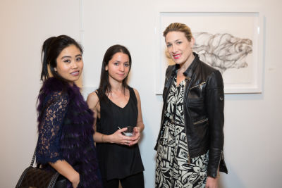 alex polier in Contemporary Artist Hui Chi Lee Debuts 'Lian : Lian' Exhibit