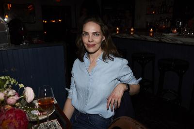florence kane in Bingo Dinner at June Wine Bar