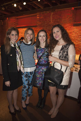 nicole savery in The New York Junior League's Inaugural Epicurean Affair, Savor the Spring
