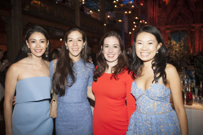 ashley ma in The New York Junior League's Inaugural Epicurean Affair, Savor the Spring