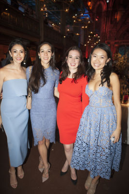 yujin yong in The New York Junior League's Inaugural Epicurean Affair, Savor the Spring