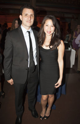 mai nguyen-huu in The New York Junior League's Inaugural Epicurean Affair, Savor the Spring