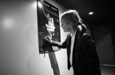 isabelle stever in Kino! 2016 Opening Night Premiere